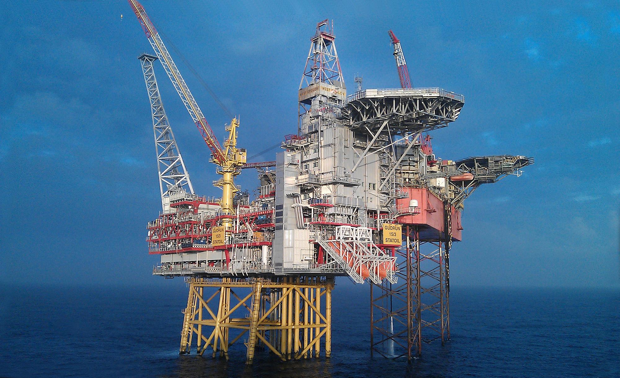 argumenter for oljeboring i lofoten